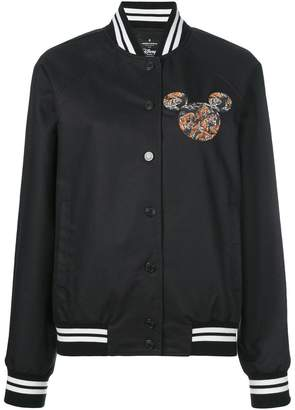 Marcelo Burlon County of Milan Mickey Mouse bomber jacket