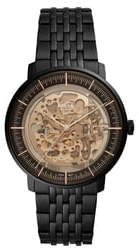 Fossil Chase Skeleton Automatic Bracelet Watch, 42mm