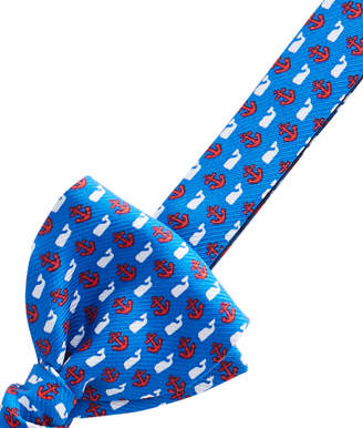 Vineyard Vines Anchor & Whale Bow Tie
