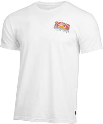 Quiksilver Men's Morning Lines Graphic T-Shirt