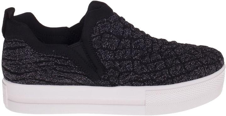 AshAsh Jane Platform Slip-on Sneakers