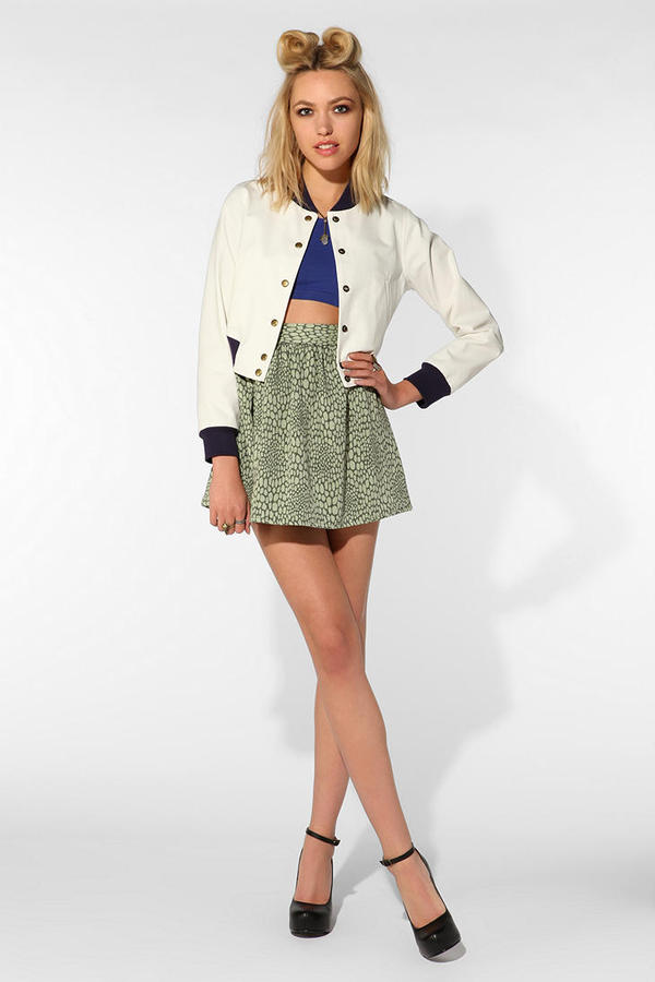 Urban Outfitters Bethany Cosentino For Urban Renewal The Frank Jacket