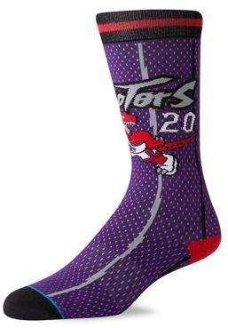 Stance NBA Hardwood Classics Raptors '96 Socks