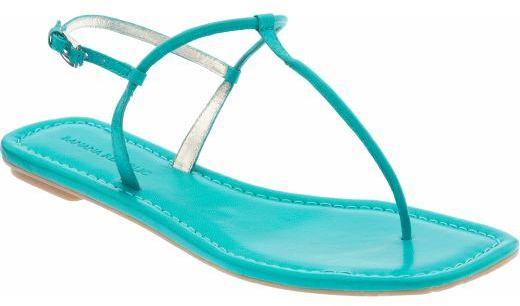 'Kara' thin strap sandal