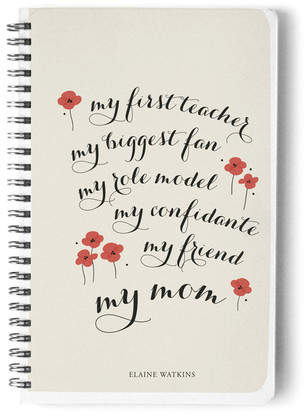 My Mom Day Planner, Notebook, or Address Book