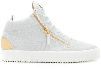 Giuseppe Zanotti Design Kriss stud hi-top sneakers