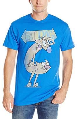 Nickelodeon Men's Catdog Men's T-Shirt