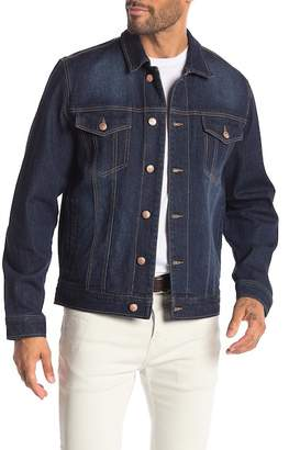 Weatherproof Denim Trucker Jacket