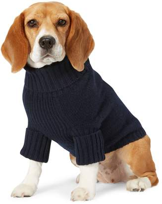 Ralph Lauren Flag Wool-Cashmere Dog Sweater