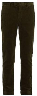 Polo Ralph Lauren Slim Leg Corduroy Trousers - Mens - Khaki