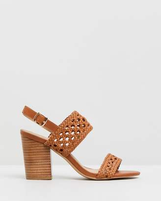 Spurr Elah Block Heels