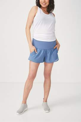Body Maternity Run Mesh Short