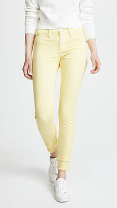 Blank The Reade Cropped Midrise Skinny Jeans