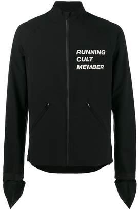 Satisfy Running Cult Member jacket