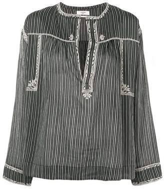 8306f58eb2d Etoile Isabel Marant vertical striped blouse