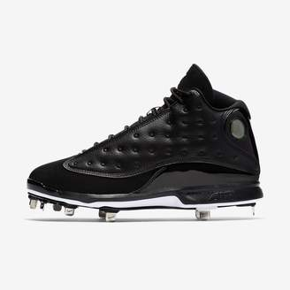 Nike Men's Baseball Cleat Air Jordan XIII Retro Metal