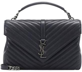 Saint Laurent Large Collège Monogram shoulder bag