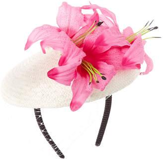 Kathy Jeanne Floral Fancy Hat