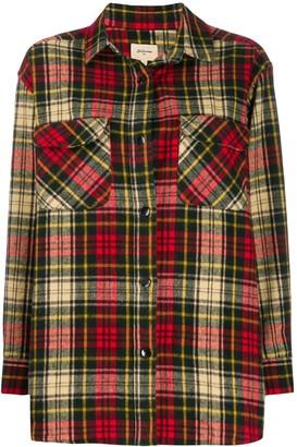 Bellerose checked flannel shirt