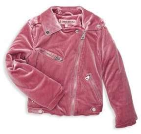 Urban Republic Little Girl's Twill Jacket