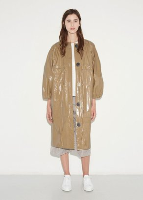 Ports 1961 Oversized Slicker Jacket $1,995 thestylecure.com