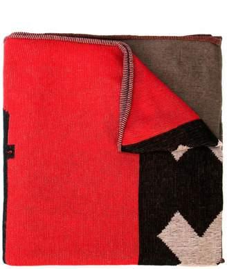 Bernhard Willhelm jacquard scarf