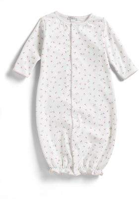 Kissy Kissy Infant's Garden Rose Print Convertible Gown