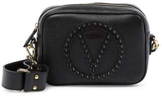 Mario Valentino Valentino By Mia Studded Leather Crossbody Bag