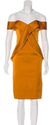 Talulah 2017 Indira Bodycon Dress w/ Tags Copper 2017 Indira Bodycon Dress w/ Tags