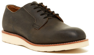 RED WING Postman Oxford $260 thestylecure.com