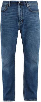 Acne Studios Blå Konst Land straight-leg jeans