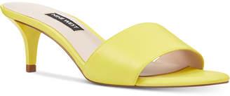 Nine West Lynton Slip-On Dress Sandals Women's Shoes