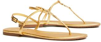 Tory Burch EMMY METALLIC SANDAL
