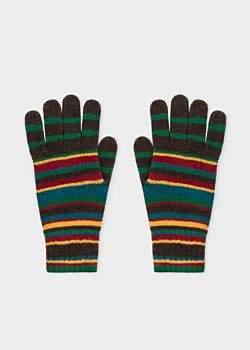 08cf14e88a0a Mens Wool Gloves - ShopStyle UK