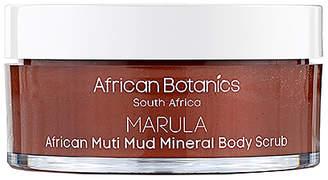 African Botanics Marula African Muti Mud Body Scrub.