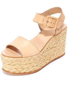 Loeffler Randall Alessa Flatform Sandals $425 thestylecure.com