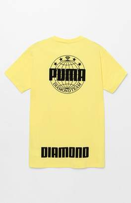 Puma x Diamond Supply Co Logo T-Shirt