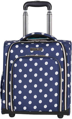 Heritage - Luggage Polka Dot 16-Inch Underseat Carry-On Luggage - Women's