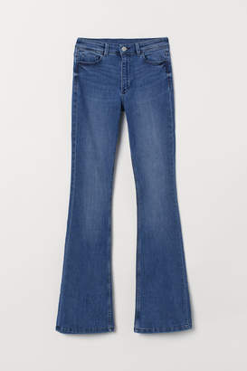H&M Mini Flare Regular Jeans