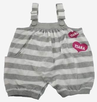 Tiara (ティアラ) - ティアラ ショートオール 110Cm 121グレー ベア天 I29700-02