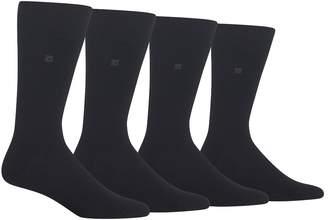 Chaps Men's 4-pk. Solid Dress Socks