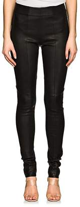 Zero Maria Cornejo Women's Stretch Leather Skinny Leggings