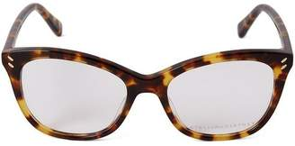 Stella McCartney Bio-Acetate Rectangular Optical Glasses