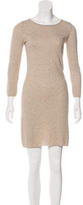 Alice + Olivia Bodycon Long Sleeve Dress