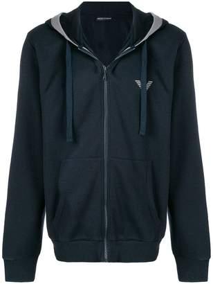 Emporio Armani zip-up hoodie