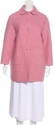 Fendi Lightweight Wool Coat