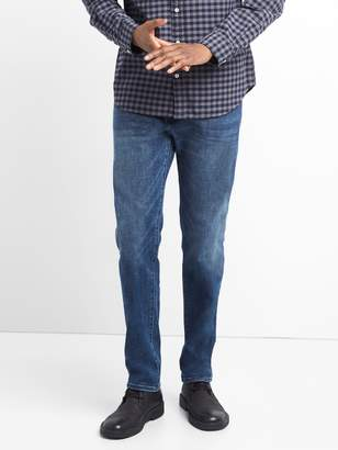 Gap Straight Fit Jeans with GapFlex
