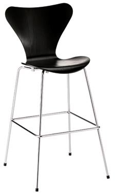 arne jacobsen Series 7 Barstool - Colored Ash