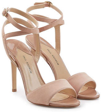 Paul Andrew Suede Sandals