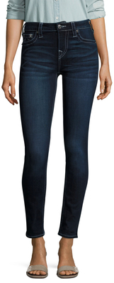 Super Skinny Fit Naturaline Jeans $179 thestylecure.com